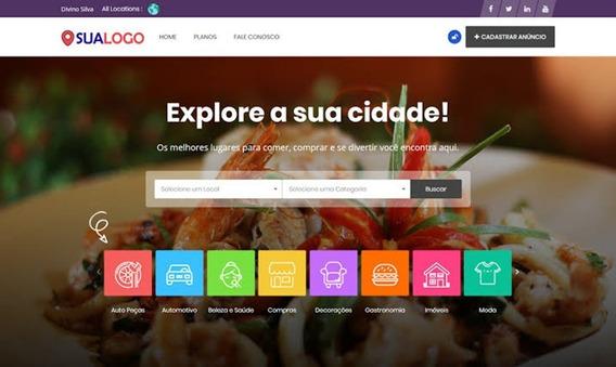 Script Site Guia Comercial Responsivo 2019 Top