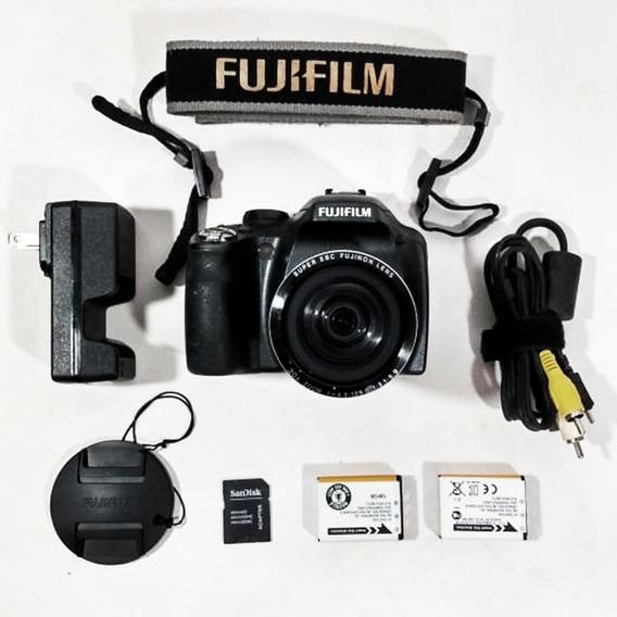 Câmera Digital Fujifilm Finepix Sl300 (leia A Descrição)