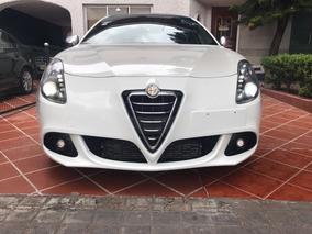 Alfa Romeo Giulietta 1.8 Quadrifoglio Verde Piel Mt 2013