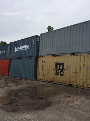 Contenedores Maritimos Containers 40 St Seco