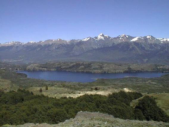 Campo - Esquel - Parque Nacional Los Alerces