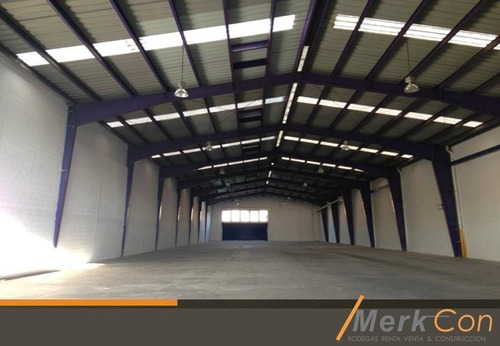 Imagen 1 de 5 de Bodega Renta 1,750 M2 Parque Industrial Zona Industrial Guad