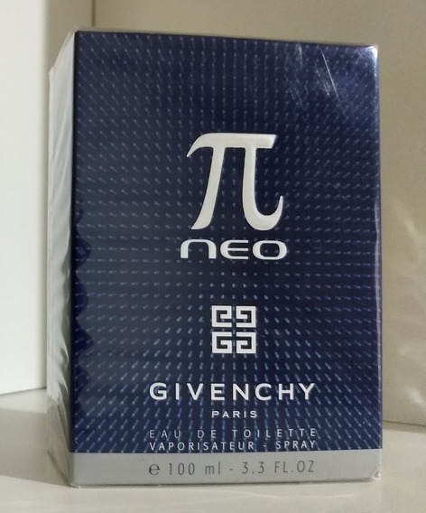 Givenchy Pi Neo Edt 100 Ml Original Lacrado