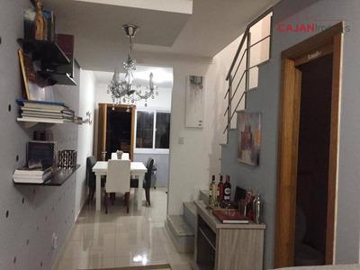 Casa Mobiliada Com 2 Dormitórios E Vaga De Garagem No Bairro Hípica - Ca0315