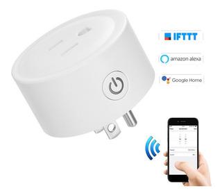 Enchufe Socket Casa Inteligente Tuya Smart Y Smart Life
