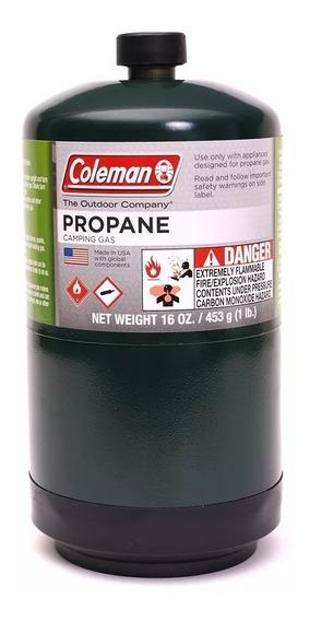 Bombona Coleman De Gas Propano Para Lamparas Y Cocinillas