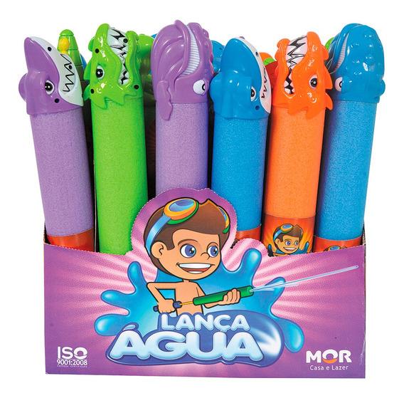 Lança-água Infantil 33x5,5cm Arminha De Água Animal Mor