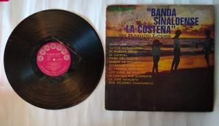 Lp Banda Sinaloense La Costeña Ramon Lopez Alvarado