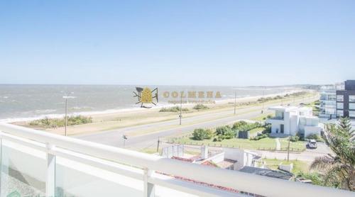 Penthouse En La Mansa Con Vista Al Mar A Estrenar, Cuenta2 Parrilleros Propios,en Azotea Y A Nivel Liv/comedor. Consulte!!!!!! Se Puede Financiar.- Ref: 2051