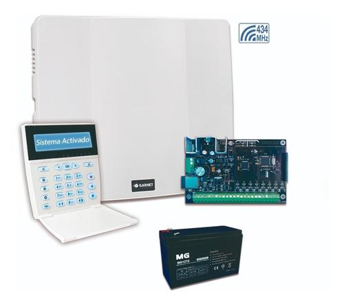 Alarma Casa Pc-900 Panel Comunicador Wifi Garnet