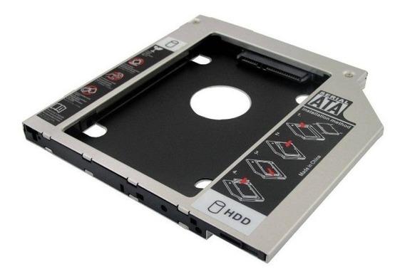 Adaptador Dvd Para Hd Ou Ssd Notebook Case Drive Caddy 12.7m