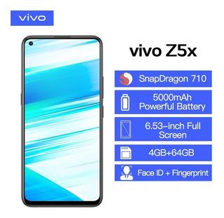 Promoção Vivo Z5x 4gb-64 Camera Traseira 16+8+2mp 16mp Front