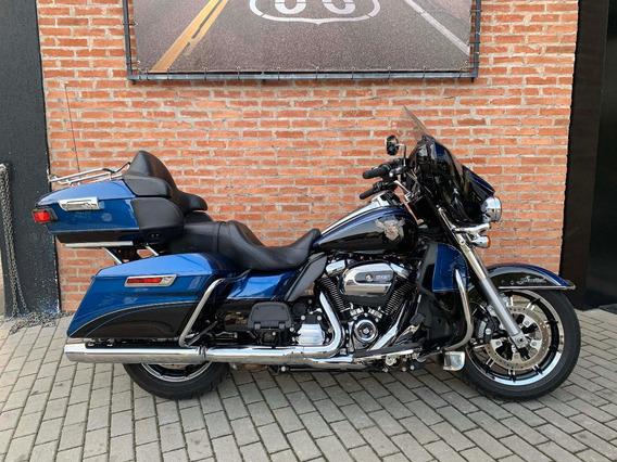 Harley Davidson Ultra Limited 2018 Edição Limitada Anv