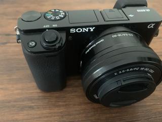 Camara Sony &6000 Con Accesorios