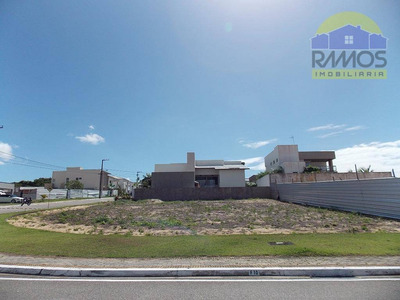 Terreno Residencial À Venda, Ponta Negra, Natal. - Te0020