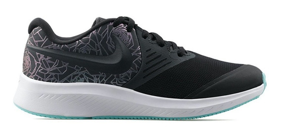 Tenis Nike Star Runner 2 Rebel Negro Bq5318 001