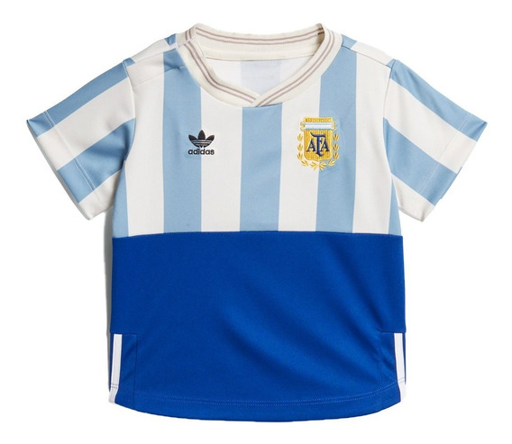 Playera Originals Football Tee Argentina Niño adidas Cd8035