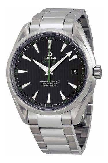 Reloj Omega Seamaster Automático Negro 23110422101004