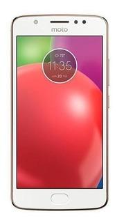 Smartphone Motorola Moto E4 Xt1762 Dual Sim 16gb -dourado