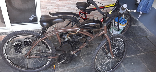 Imagem 1 de 4 de Bicicleta Motorizada