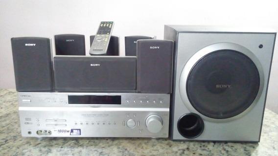 Home Sony 6.1 1000w