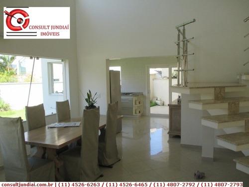 Imagem 1 de 29 de Casas Em Condomínio À Venda  Em Jundiaí/sp - Compre O Seu Casas Em Condomínio Aqui! - 1243054