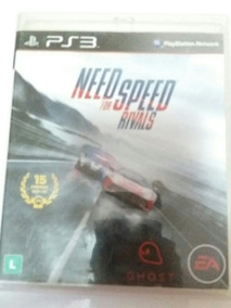 Need For Speed Rivals. Ps3. Midia Fisica