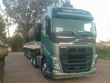 Caminhão Volvo Fh 540 6x4 Bitrem 7 Eixos