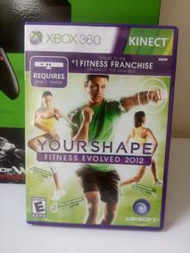 Your Shape Fitness Envolved 2012 - Xbox 360 - Frete 12