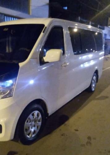 Changan Gran Van Turismo Modelo 2020
