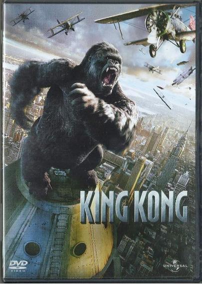 055 Fdv- 2005 Dvd Filme- King Kong