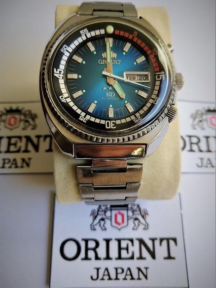 Orient Watch Kd King Diver Raro Coleção 46941 Jumbo Novinho
