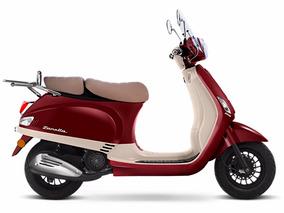 Moto Scooter Zanella Styler Exclusive 150 Z3 0km Retro Vespa