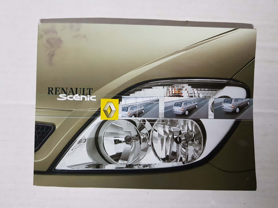 Manual Proprietário Renault Scenic