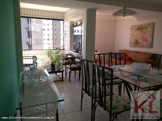 Apartamento Para Venda Em Natal, Lagoa Nova, 4 Dormitórios, 1 Suíte, 2 Banheiros, 2 Vagas - Ka 0587_2-741645