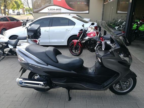 Suzuki - Burgman 400 - 2010