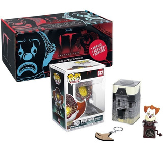 Funko Pop Pennywise Chapter Two Collector´s Edition Mystery