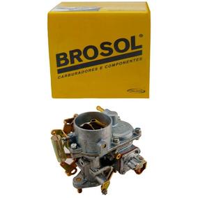 Carburador Fusca Kombi 1500 1600 Gasolina 112047 Brosol Novo
