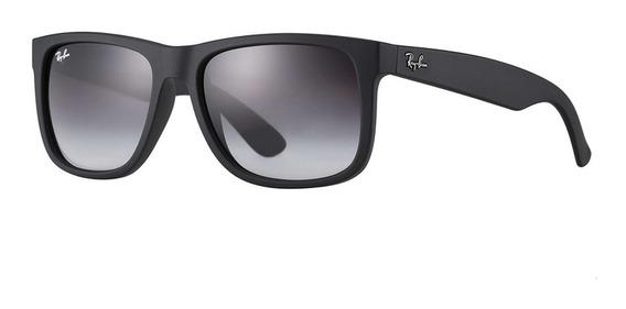 Óculos Ray-ban Justin Rb4165 Masculino Polarizado Original