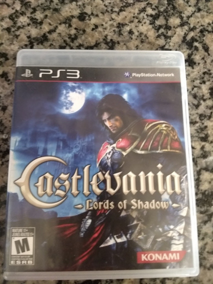 Castlevania Lord Of Shadow 1