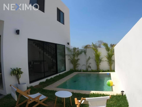 Imagen 1 de 12 de Casa En Preventa En Zona Norte Con Alberca En Mérida, Yucatán