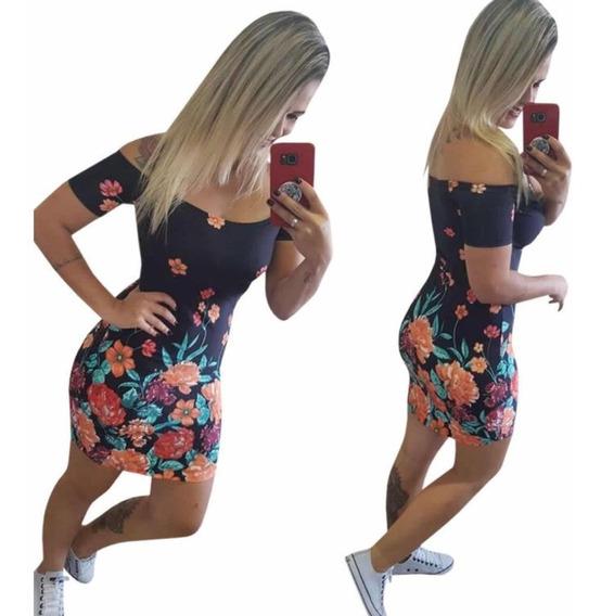 Vestido Feminino Kit Revenda 10 Estampas Variadas Atacado