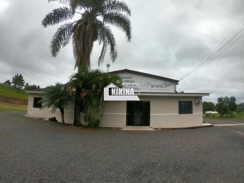 Barracão_galpão Para Alugar - 02950.8445