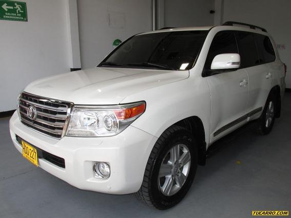 Toyota Lc200 Campero