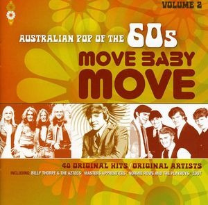 Cd Move Baby Move: Australian Pop Of The 60
