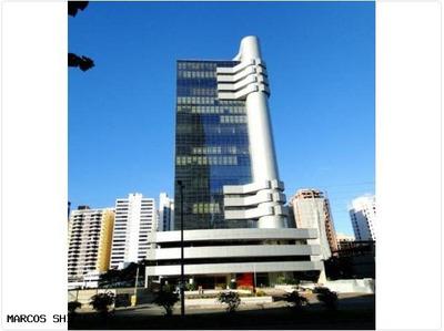 Laje Corporativa Para Venda Em Salvador, Pituba, 11 Banheiros, 12 Vagas - Vg1906