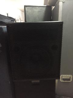 2 Bafles Meyer Sound Msl 2a C/procesador