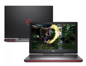 Dell Gaming *i7 I15-7567 A30 P 16gb 756gb Ssd Gtx 1050 Ti