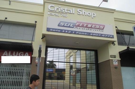 Loja Comercial Para Locação, Cristal, Porto Alegre. - Lo0042