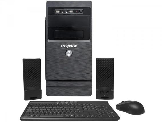 Computador Pc Mix Intel Core I3 4gb 500gb Linux